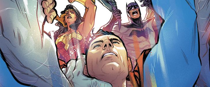 Avant-Première Comics VO: Review Justice League #30