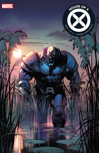 House of X #5