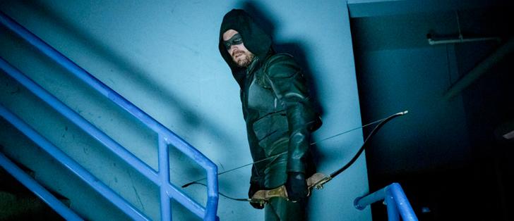 Arrow S08E01