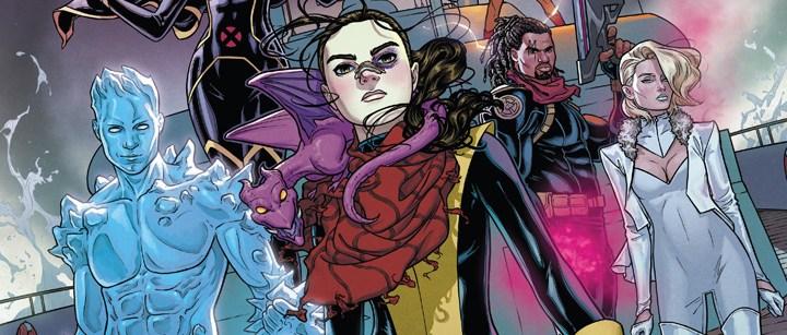 Avant-Première Comics VO: Review Marauders #1