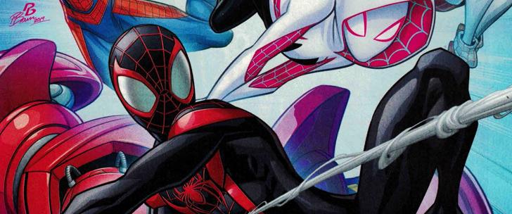 Avant-Première Comics VO: Review Spider-Verse #1