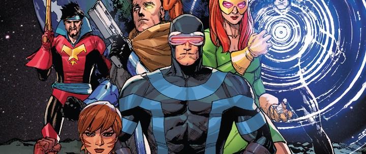 Avant-Première Comics VO: Review X-Men #1