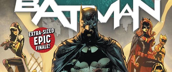 Avant-Première Comics VO: Batman #85