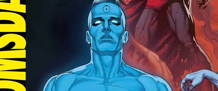 Avant-Première Comics VO: Doomsday Clock #12