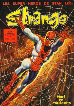 Cinquantième anniversaire de Strange #1