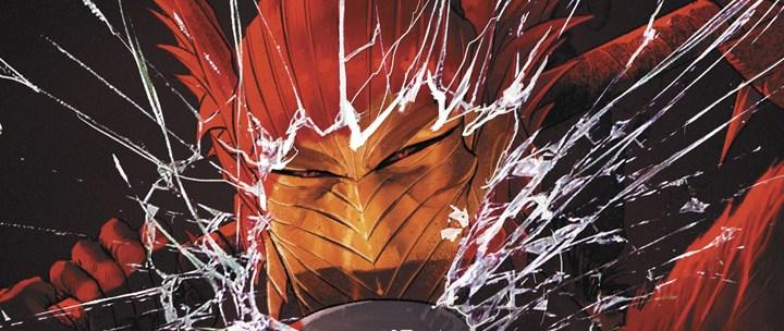 Avant-Première Comics VO: Hawkman #22