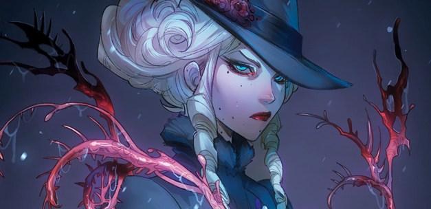 Avant-Première Comics VO: Mirka Andolfo's Mercy #1