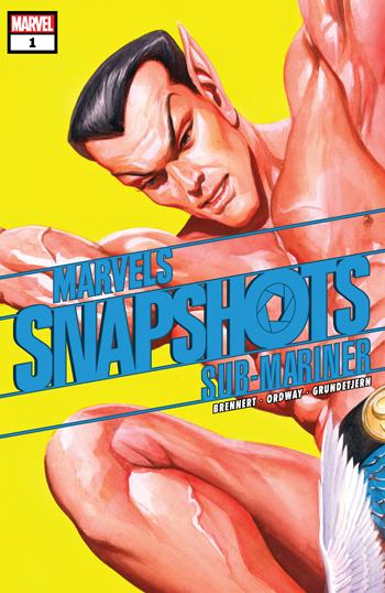 Sub-Mariner - Marvels Snapshot #1