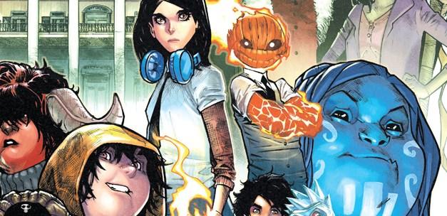 Avant-Première Comics VO: Strange Academy #1