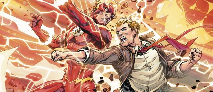 Avant-Première Comics VO: Review The Flash #750