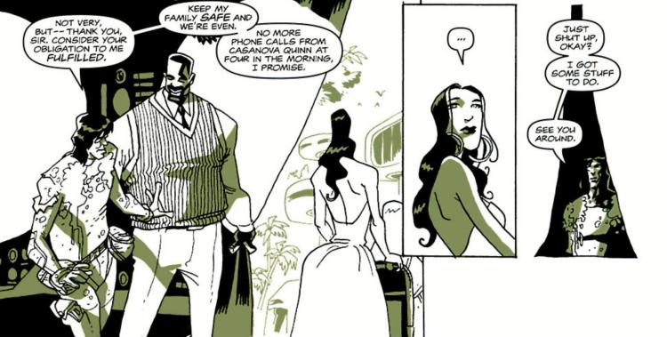Interview Matt Fraction - Comics en crise 06