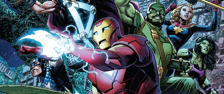 Avant-Première Comics VO: Review Empyre #0: Avengers