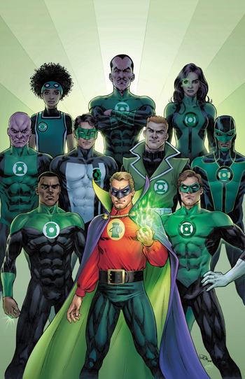 Green Lantern 80th Anniversary #1