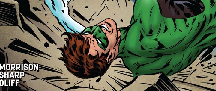 Avant-Première Comics VO: Green Lantern Season Two #5