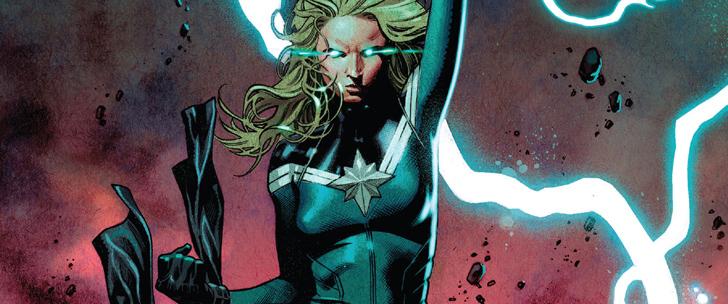 Avant-Première Comics VO: Captain Marvel #18