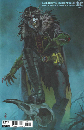 Dark Nights – Death Metal #3