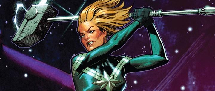 Avant-Première Comics VO: Captain Marvel #19