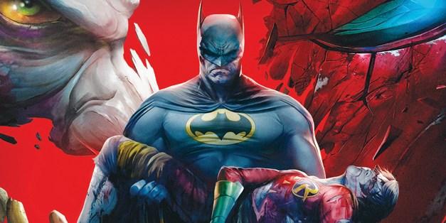 Review : Batman : un deuil dans la famille
