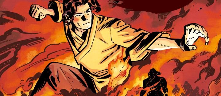 Calendrier de l'avent : Fire Power – Tome 1