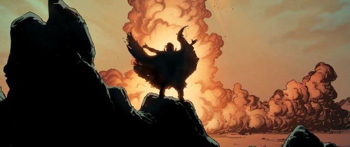 Avant-Première Comics VO: Geiger #1