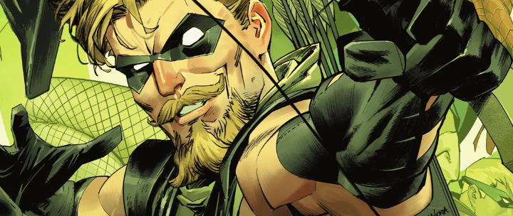 Avant-première Comics VO: Green Arrow 80th Anniversary #1