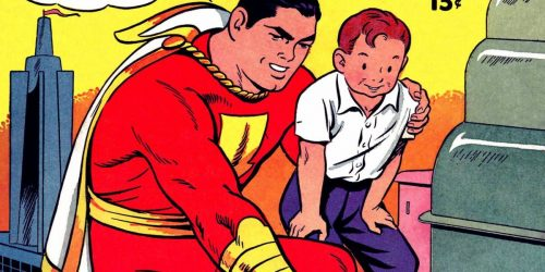shazam golden age comics header 500x250 Cowardly DC Cancels Shazam!: The Monster Society of Evil Reprint Over Content Concerns