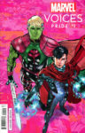 Marvel Voice Pride 1 spoilers 0 3 96x150 Recent Comic Cover Updates For The Week Ending 2021 07 02