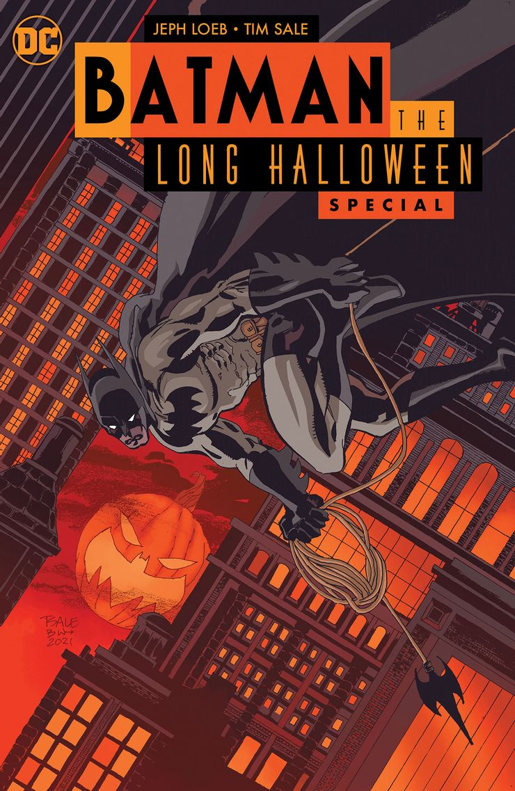 BATMAN THE LONG HALLOWEEN SPECIAL A Recent Comic Cover Updates For The Week Ending 2021 07 23