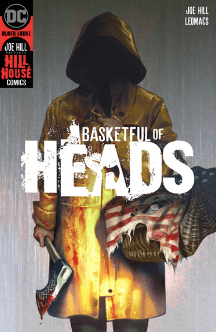 Basketfull of Heads Recent Comic Cover Updates For The Week Ending 2021 07 23