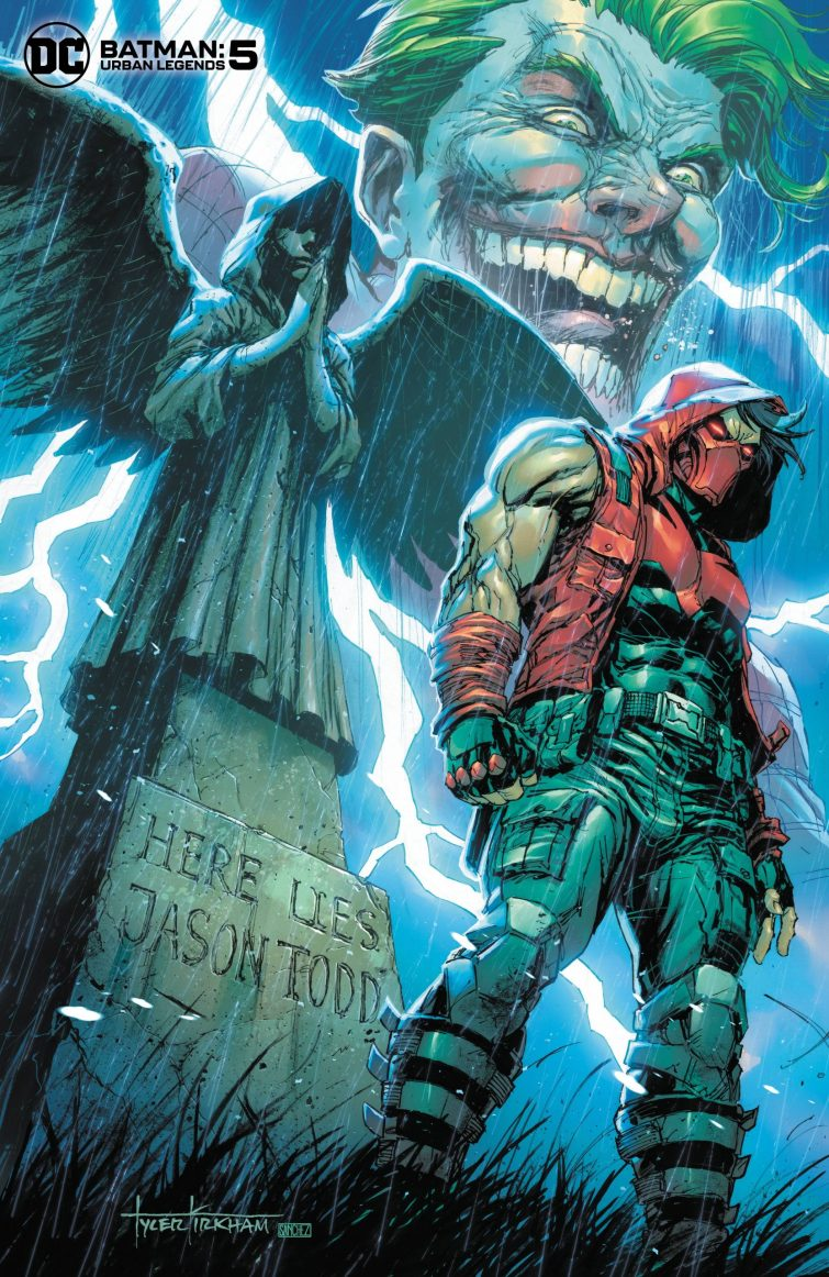 Batman Urban Legends 5 spoilers 0 3 scaled 1 Recent Comic Cover Updates For The Week Ending 2021 07 23