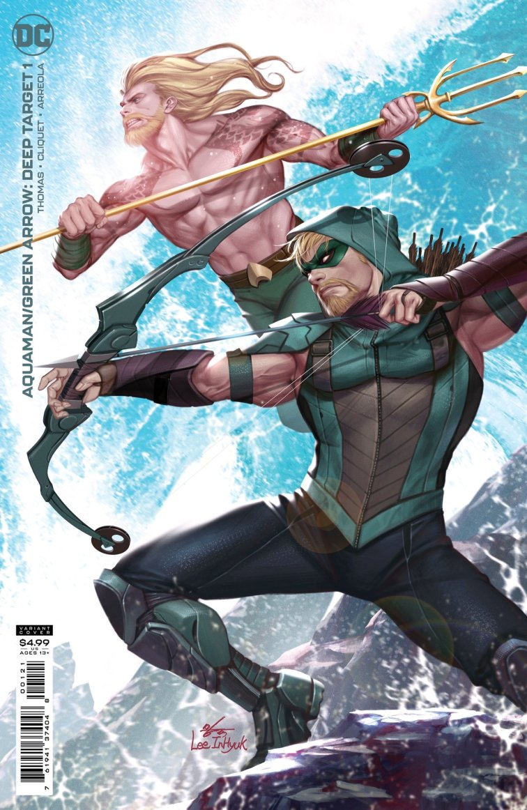 Deep Target 1 B 1 Recent Comic Cover Updates For The Week Ending 2021 07 23