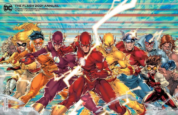 Flash 2021 Annual 1 spoilers 0 2 e1626185060388 Recent Comic Cover Updates For The Week Ending 2021 07 16