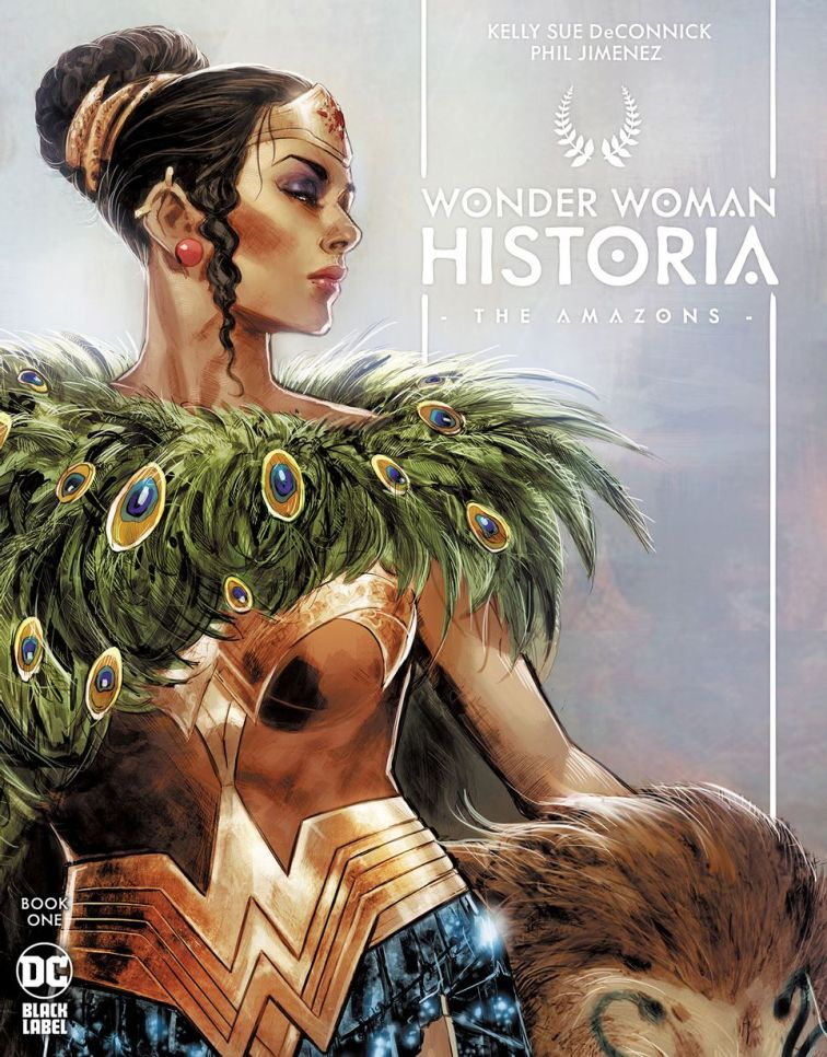 WW HISTORIA Cv1 00111 Recent Comic Cover Updates For The Week Ending 2021 07 23