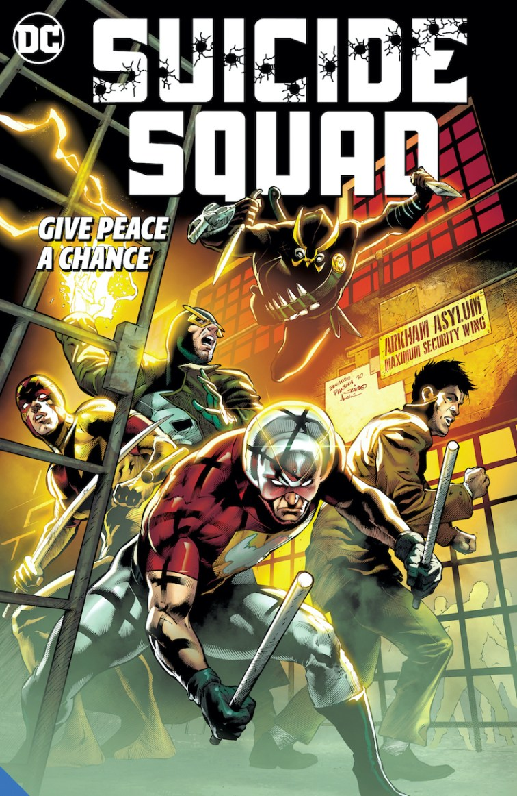 suicidesquad vol1 adv Recent Comic Cover Updates For The Week Ending 2021 07 23