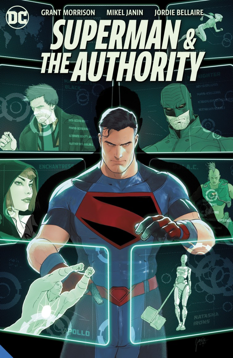 supermanandtheauthority adv Recent Comic Cover Updates For The Week Ending 2021 07 23