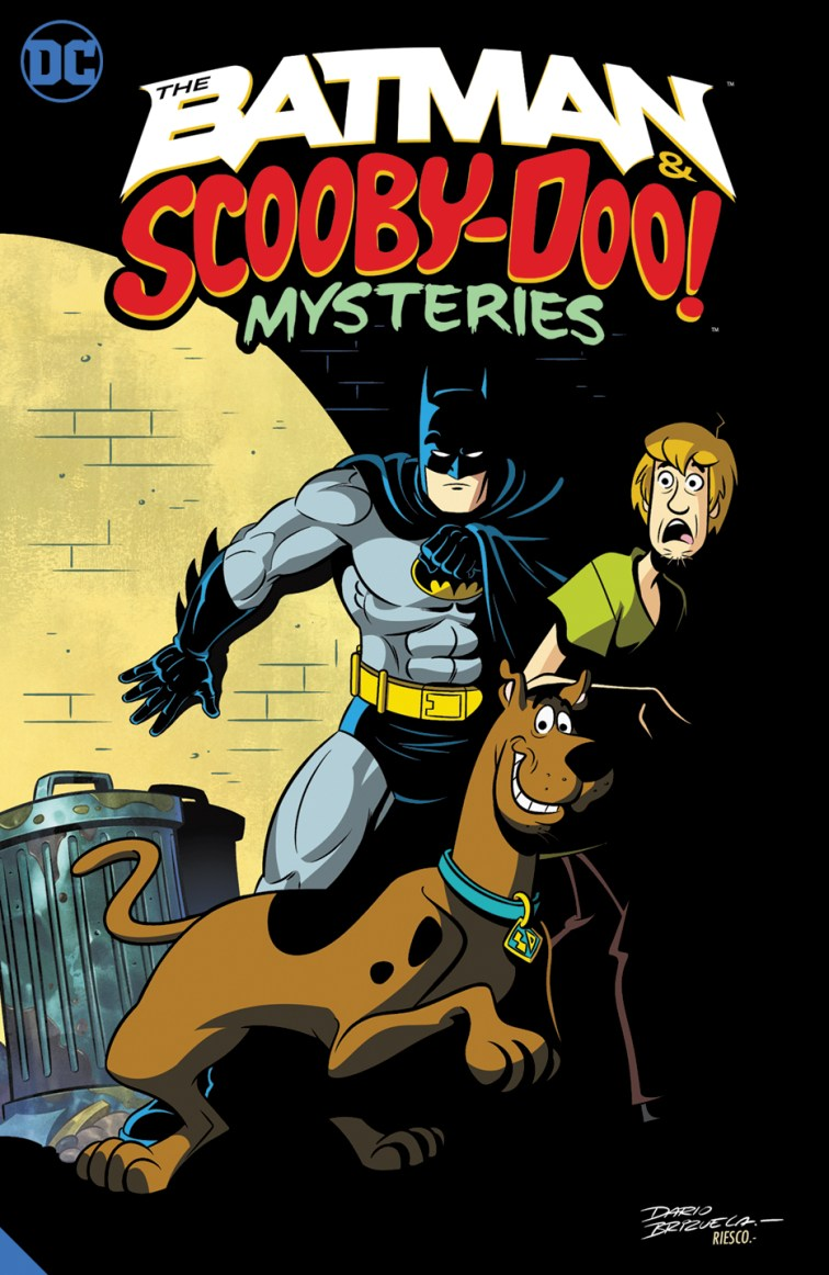 thebatmanscoobydoomysteries adv Recent Comic Cover Updates For The Week Ending 2021 07 23