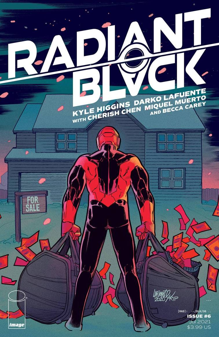Radiant Black 6 spoilers 0 1 Recent Comic Cover Updates For 2021 09 10