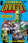 Savage Dragon 264 A 98x150 Recent Comic Cover Updates For 2021 09 26