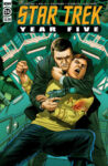 star trek year five 24 cover 98x150 Recent Comic Cover Updates For 2021 09 24