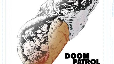Doom Patrol Director Cut Issue 1 - Cover