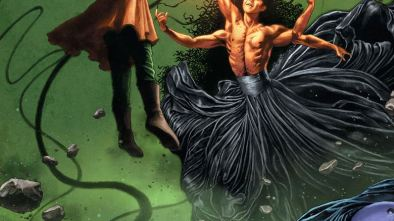 Rapture Issue 3 - Cover