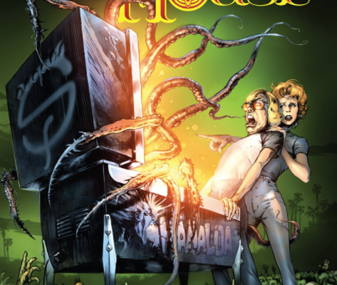 Diablo House Issue 2 - A Cover