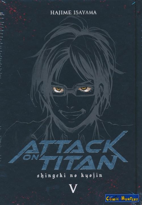 Hardcover Manga