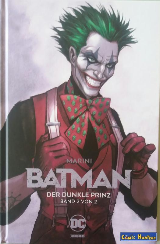 Batman: Der Dunkle Prinz Nr. 2
