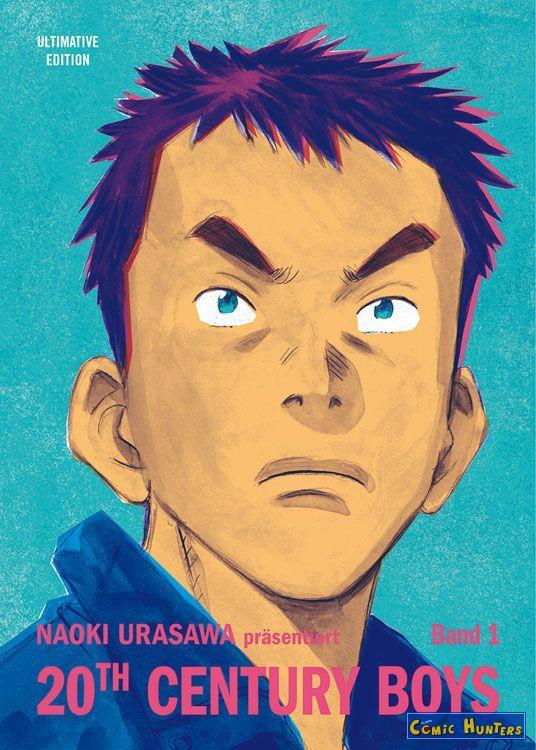 20th Century Boys: Ultimative Edition (Panini Manga)