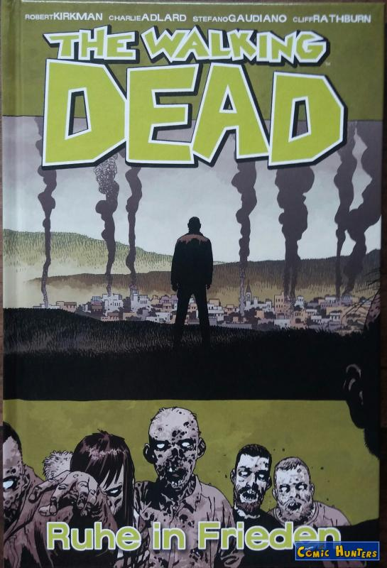 The Walking Dead Nr. 32: Ruhe in Frieden