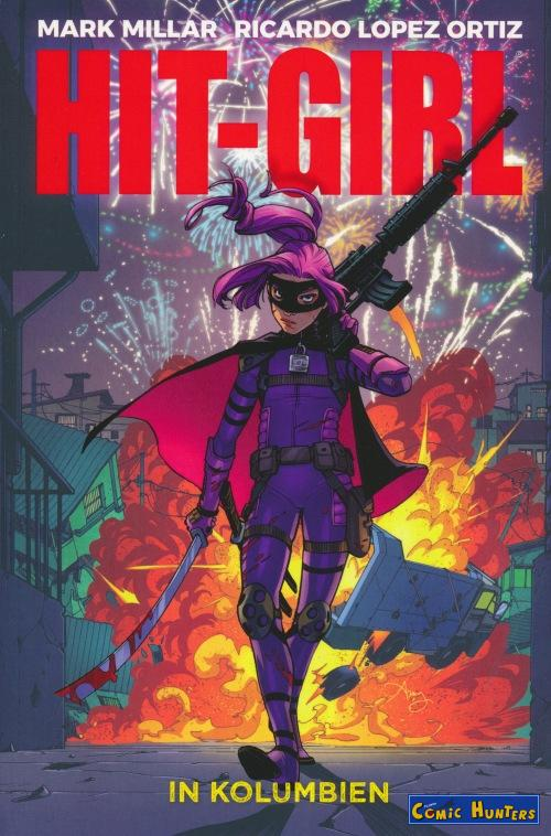 Hit-Girl: In Kolumbien