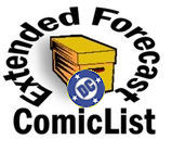 comicsinfutureDC ComicList Extended Forecast for 01/14/2009
