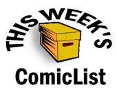 comicsthisweek2 ComicList for 11/19/2008