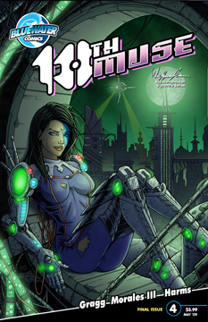 10thMuse4 Bluewater Productions May 2009 Solicitations